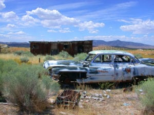 When to sell you junk car